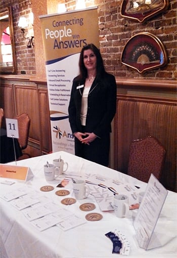 Answerfirst Answering Service Attends Ybor City Business Expo