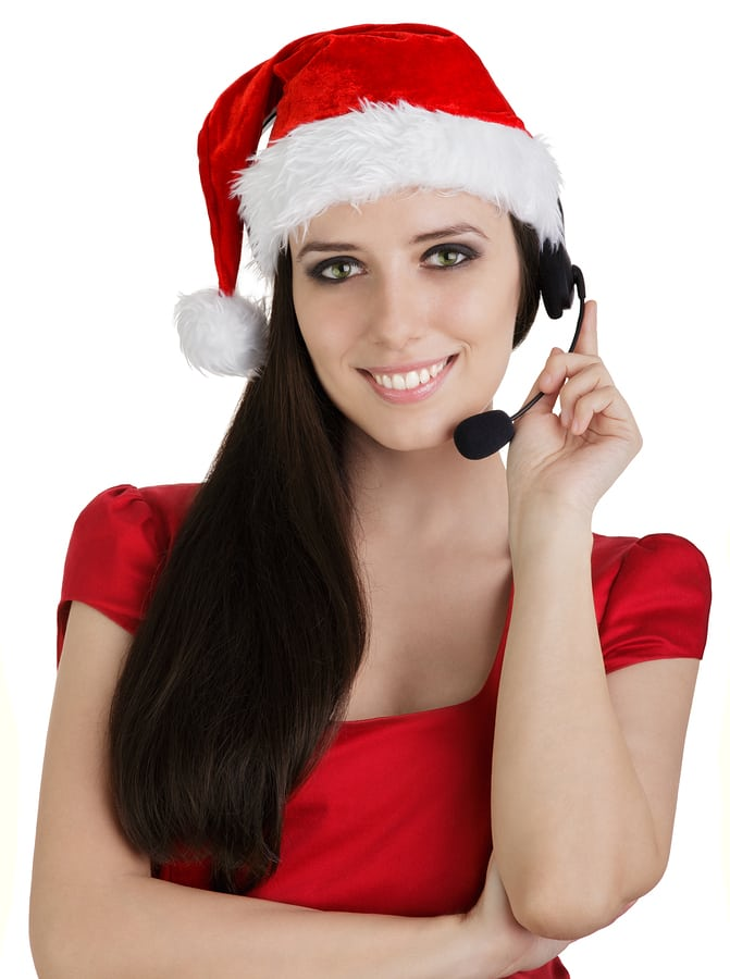 Holiday Customer Service