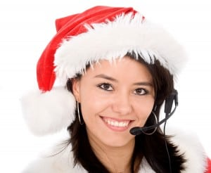 Customer Service During the Holidays