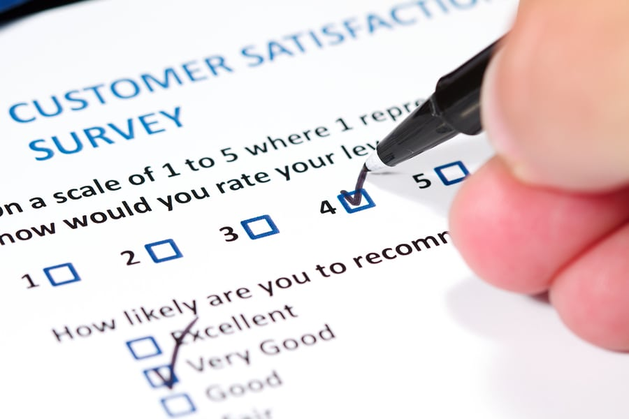 Measuring Client Satisfaction