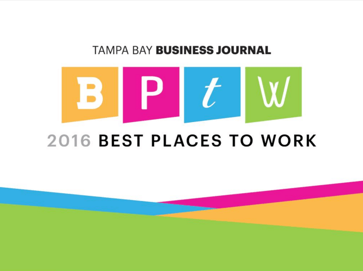 TBBJ 2016 Best Places To Work