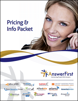 Download AnswerFirst Pricing & Info Packet