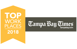 TBT Top Workplaces Logo