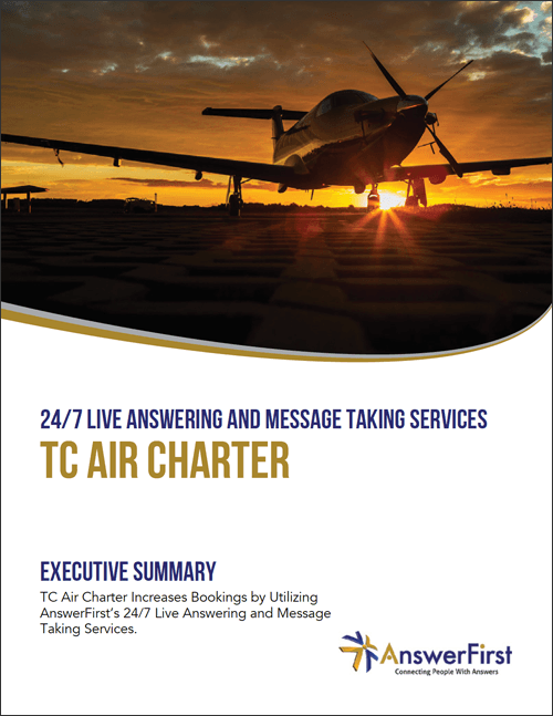 TC Air Charter Case Study