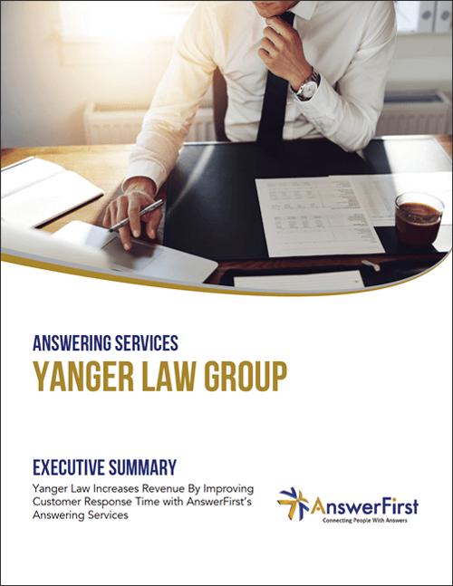 Yanger Law Case Study