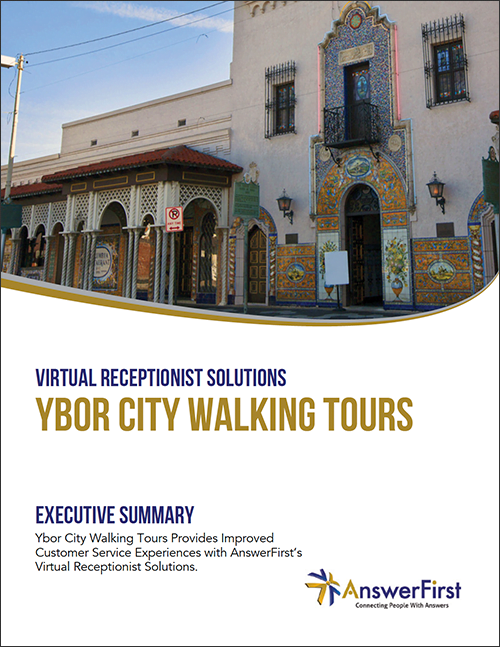 Ybor City Walking Tours Case Study